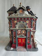 Lemax Lighted Christmas House - Village Fire Department - 2003