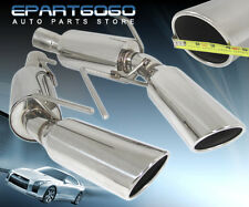 2005-2009 FORD MUSTANG GT SHELBY EXHAUST AXLEBACK KIT SYSTEM DIRECT BOLT SLIP ON