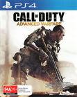 Call of Duty Advanced Warfare PlayStation 4 Ps4 Australian Stock Act