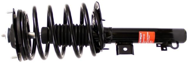 Suspension Strut and Coil Spring Assembly Front Monroe 171615