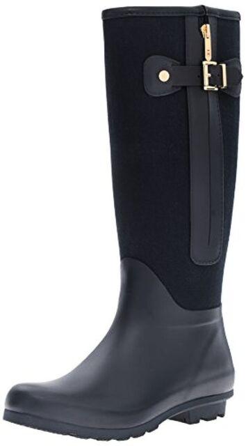 Tommy Hilfiger Womens Mela Rain Boot