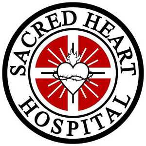 Sacred heart hospital repositionable wall decal sticker scrubs tv image is loading sacred heart hospital repositionable wall decal sticker scrubs sciox Images