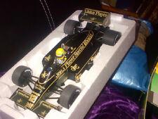 Ayrton Senna Minichamps Lotus 98T JPS 1/18