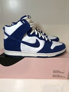 Nike SB Dunk High BTTYS Kentucky 11.5 supreme paris freddy sample ... a572a6218356