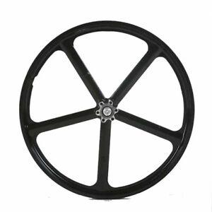 700c-5-Spoke-Fixed-Gear-Single-Speed-Bike-Fixie-Five-Spoke-Mag-Wheel-Rim-Rear