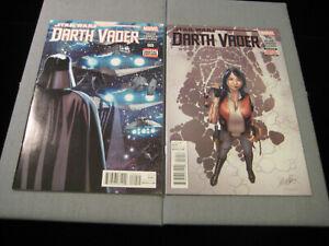 Star-Wars-Darth-Vader-9-amp-10-Early-App-Doctor-Aphra-2015-Marvel