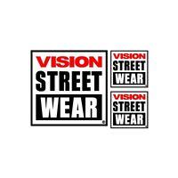 Stickers Vision Street Wear