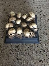 Grim Reaper resin Model Skulls Base