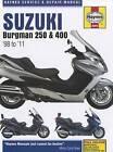 Suzuki AN250 & 400 Burgman Service and Repair Manual: 1998 to 2010 by Phil Mather (Hardback, 2011)