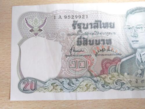 Thailand Bank Note Mint Uncirculated CFU King Rama X 50 Baht