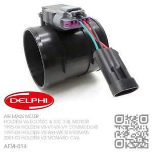 DELPHI-AIR-MASS-FLOW-METER-V6-SUPERCHARGED-L67-3-8L-HOLDEN-VS-VT-VX-VY-COMMODORE
