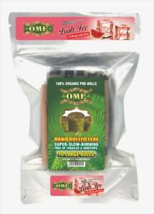Palm-Leaf-Flavored-Organic-Natural-Leaf-Handmade-10-Wraps-with-stick-Brand-OME