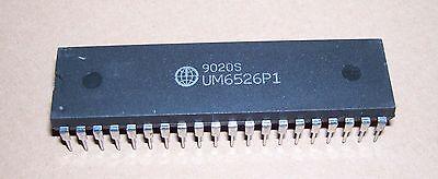 * Nuovo * Atari Games Console 2600 Regno Unito Pal Tia Chip Um6526p1 / Co11903-