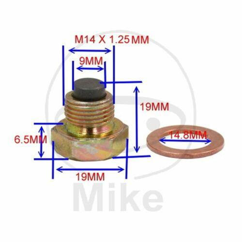 TAPPO SCARICO OLIO M14X1.25 723.93.12 HUSQVARNA 125 WR 1998-2013