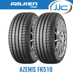 2-x-255-40-19-100Y-XL-Falken-FK510-High-Performance-Road-Tyres-2554019