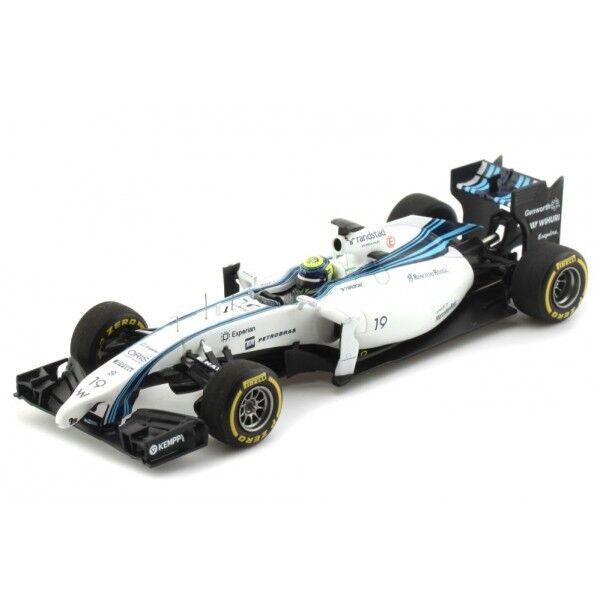 increíbles descuentos S3143 Spark 1 43  Williams-Mercedes FW36 FW36 FW36 n.19 2nd Abu Dhabi Grand Prix 2014 Felipe Massa  barato y de alta calidad