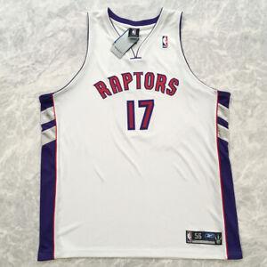 DS Reebok Toronto Raptors Master P Percy Miller 17 Jersey ...