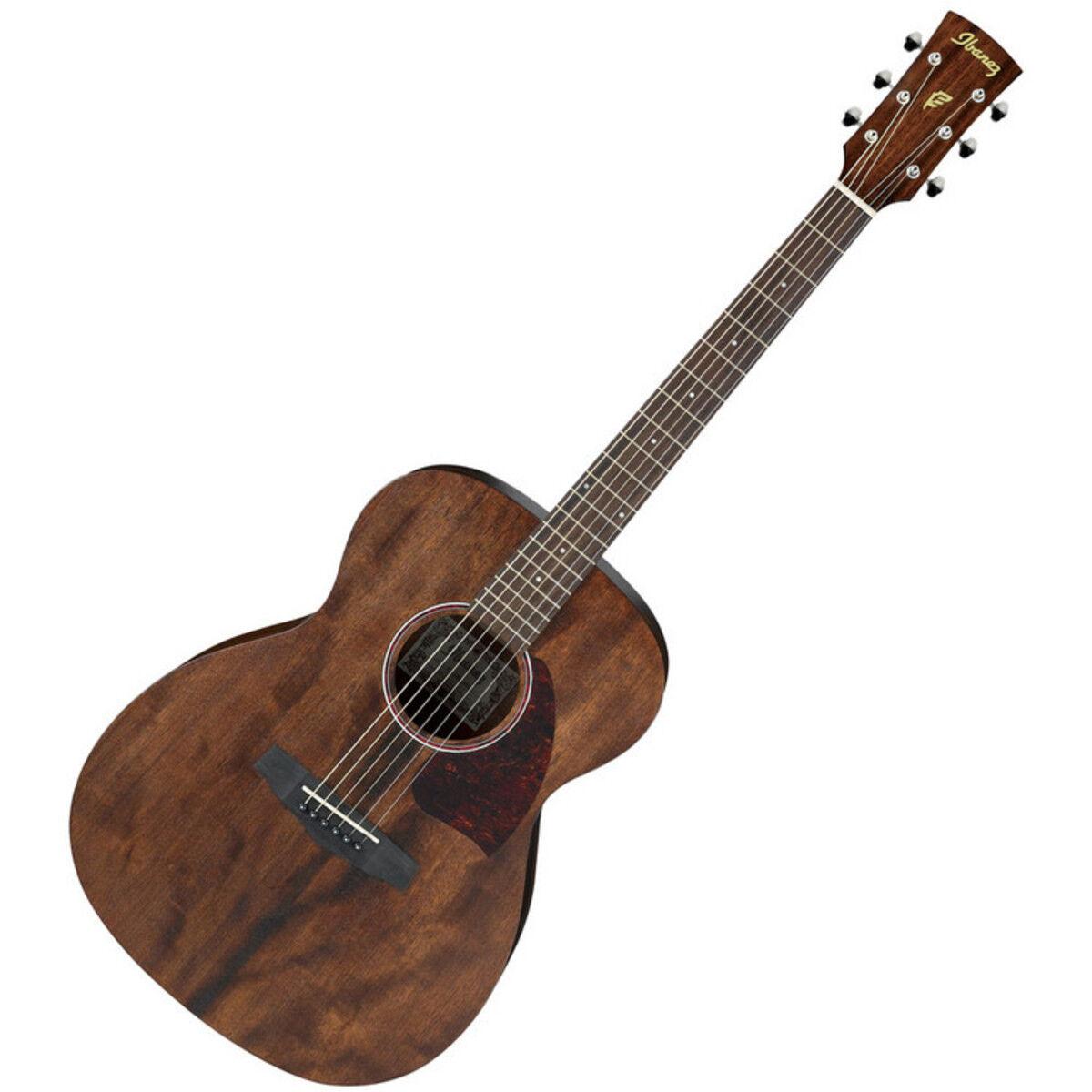 Ibanez PC12MH-OPN - Concert Acoustic Guitar, Open Pore Natural