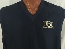 Rochester Business Classic ASHWORTH WEATHER SYSTEM Golf Vest Wind Resistant XL