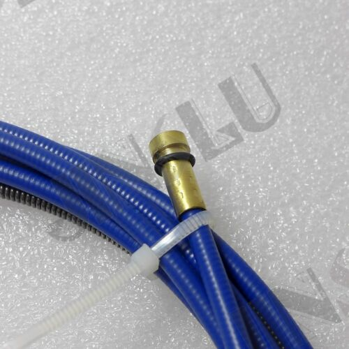 0.6-0.9mm 0.023/'-0.035/' Binzel 15AK style 15 feet 5 Meter Mig Torch Liner 1 PK