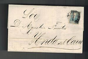 1868-Zacatecas-Mexico-Letter-sheet-Cover-to-Honda-Del-Carro