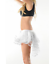 miniatuur 14 - Ladies 3 Layers Burlesque Tutu Skirt Womens Hen Night Skirt Fancy Dress Costume