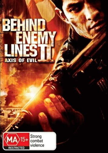 1 of 1 - Behind Enemy Lines II - Action / Military - NEW DVD