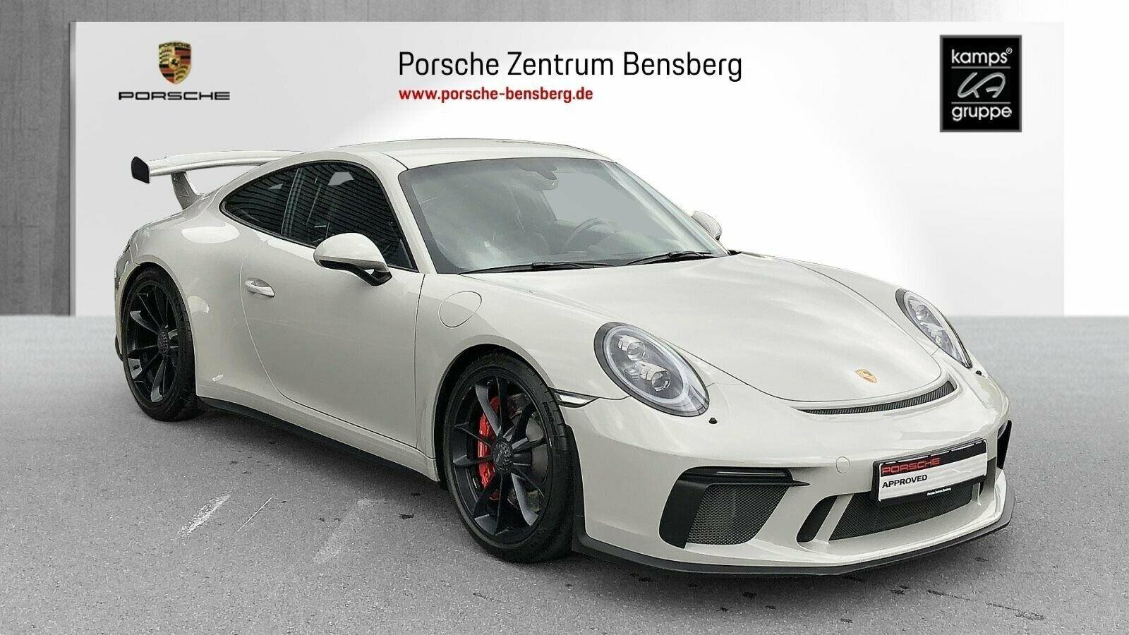 Porsche 911 GT3 4,0 Coupé PDK 2d - 8.499 kr.