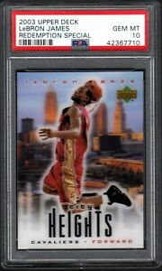 2003-Upper-Deck-LeBron-James-Redemption-Special-PSA-10-GEM-MINT