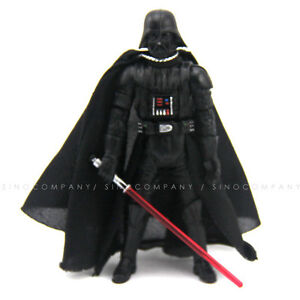 New-Star-Wars-2005-Darth-Vader-Revenge-Of-The-Sith-ROTS-3-75-034-Action-Figure-Toy