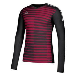 LA Galaxy MLS Adidas Men's Red AdiPro Long Sleeve Goalkeeper ...