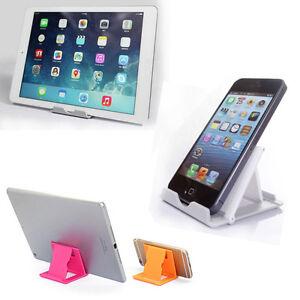 Adjustable Desk Foldable Mount Stand Holder Cradle For