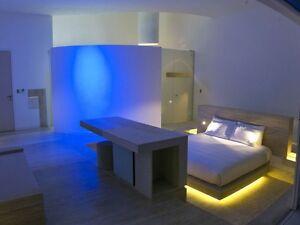 BEDROOM Furniture Set Light KIT - Color-Selectable with RemoteControl Super COOL