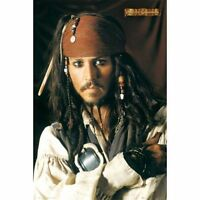 2003 Pirates Of The Caribbean Johnny Depp Jack Sparrow Poster Free Shipping