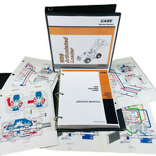 Case W26 Articulated Wheel Loader Service Catalog Manuals Repair Shop In Binder