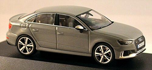 Audi RS3 Limousine 2017-20 Nardo Grey grau 1:43 I-Scale