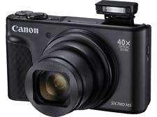 Artikelbild Canon PowerShot SX 740 HS Schwarz 40x opt. Zoom Bildstabilisator WLAN