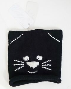 Details about NWT CATYA Italy 100% MERINO WOOL Knit CAT Beanie Baby Hat  II 12 inches 32 cm e9105d6f634