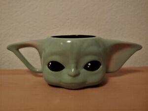 BABY-YODA-3D-ceramic-mug-cup-Disney-Star-Wars-The-Mandalorian-034-The-Child-034-NEW
