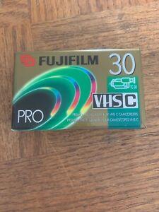 Fujifilm-VHS-C-Camcorder-Tape