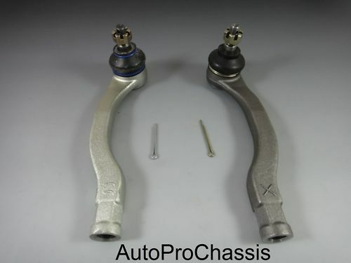 2 OUTER TIE ROD END FOR HONDA INTEGRA DC2 TYPE-R 98-01
