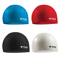 Tyr Wrinkle Free Silicone Cap Blue on sale