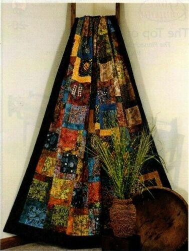 Aboriginal Celebration Quilt Pattern Pieced KA