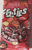 Frooties Fruit Punch Fruit Flavored Chewy Candy 9.6 Pounds Bulk Free Shipping