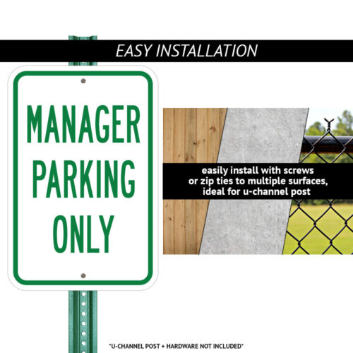 """Handicap Drop-Off And Pick-Up Only  Sign 12/"""" x 18/"""" Heavy Gauge Aluminum Signs"""
