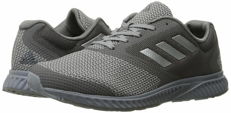 Adidas BW1362 Men's Edge RC Grey Metallic Silver Granite Running shoes New