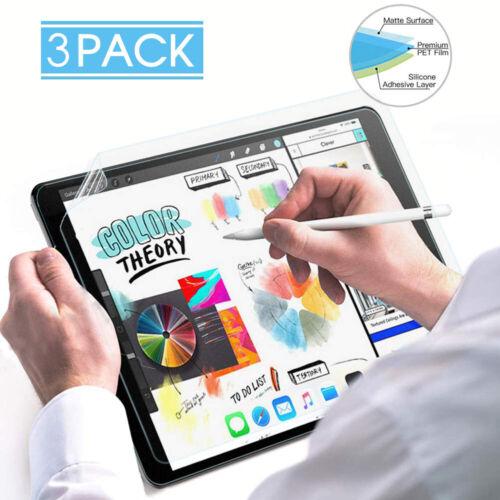3pcs iPad 2 3 4 5th 6th Air Mini 3 2 4 7.9 Pro 9.7 10.5 11 12.9 Screen Protector