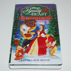 Enchanted Christmas Cast.Details About Beauty The Beast Enchanted Christmas Vhs 97 Walt Disney Home Video 11529 Xmas