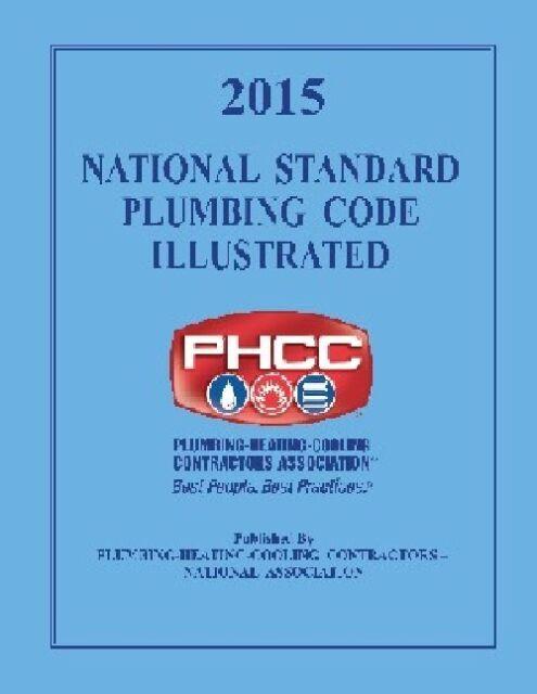 2015 National Standard Plumbing Code Book Illustrated - | eBay
