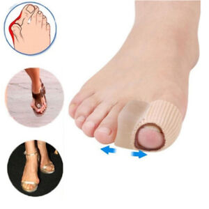 2x-Bunion-Care-Corrector-Braces-Strap-Hallux-Valgus-Orthopedic-Toe-Big-Bone-Tool